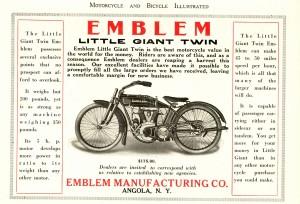 Emblem Motorcycle