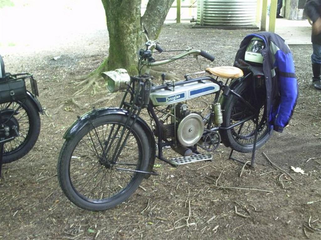 1924 Douglas 2 3 4hp Ts Carcrank